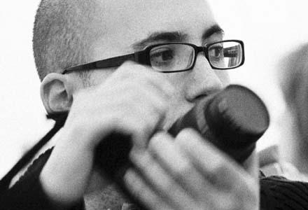 Bruno Ramos, periodista freelance de Valencia