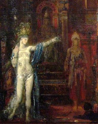 Gustave Moreau_Salomé_dansant