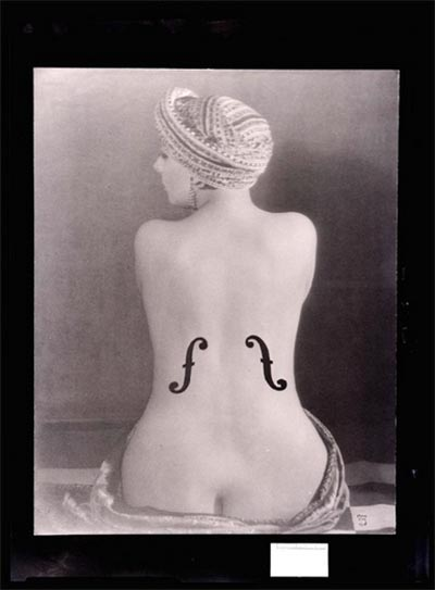 Man Ray_Le_Violon_d'Ingres