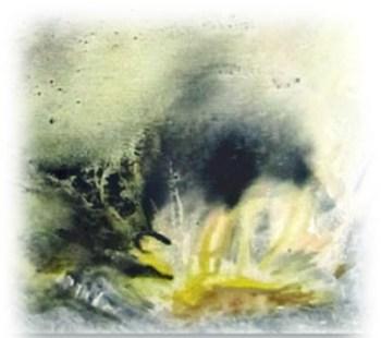 Madeleine Mirbeau_Variations autour du soleil_détail_b