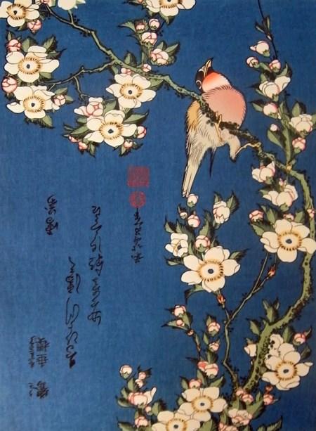 katsushika-hokusai_bouvreuil-et-cerisier-pleureur-1834_estampe-nishike-e_musee-guimet-paris