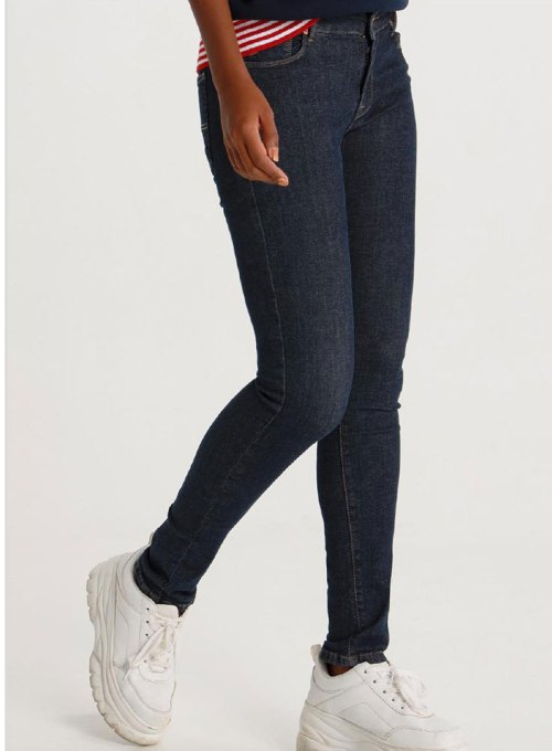 VAQUERO LOIS OSCURO MUJER SKINNY