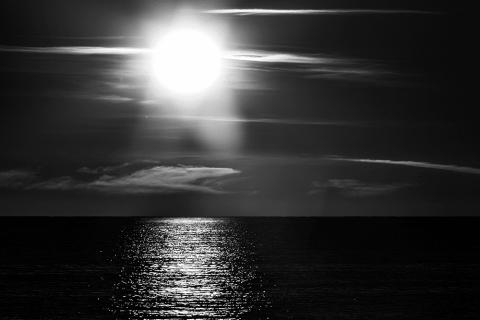 Sun Down - 01/11/2013 - Sauble Beach