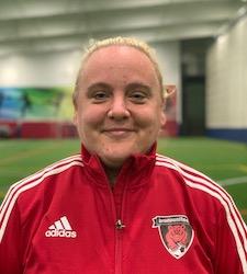 Coach Amanda Dodds