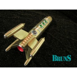 Bronze Fallout Red Rocket