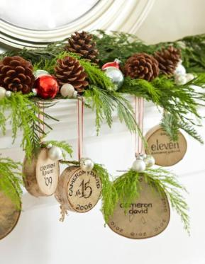 Mantels_Decorations_Christmas