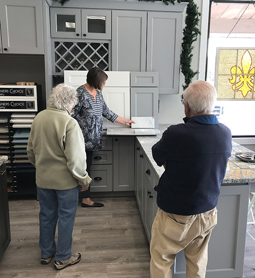 Project Consultation at Brunswick Cabinets and Countertops