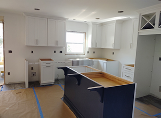 Supply Kitchen Remodel After