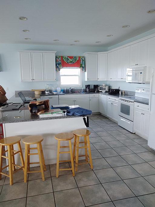 Ocean Isle Beach NC Kitchen