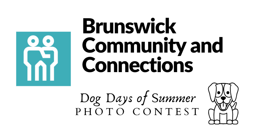 Brunswick Community and Connections Dog Days of Summer Photo Contest
