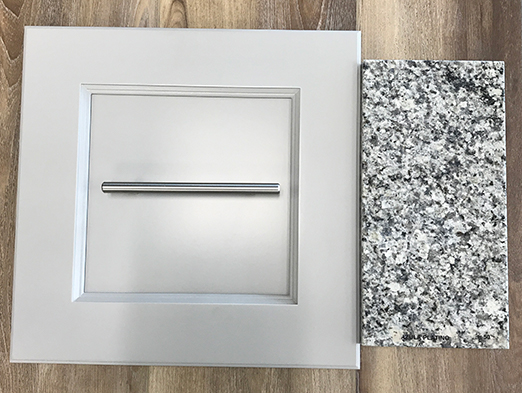 Designer Chris Gibson Cabinet and Countertop Pairing December 2020