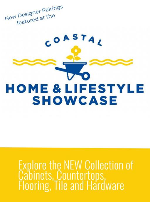 Coastal Home & Lifestyle Showcase Designer Pairing Collection