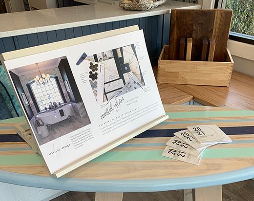 In-Store Promotion Dj's Interior Design Donna Gonzales Coastal Glam