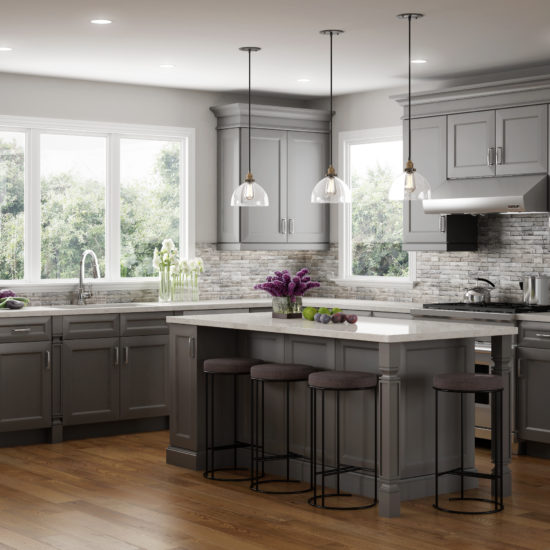 Kitchen Cabinets in East Brunswick NJ Showroom
