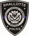 shallotte police badge