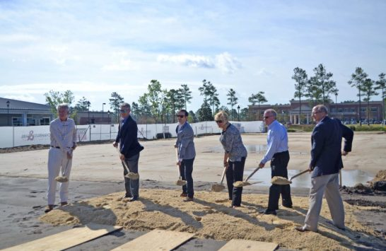 Brunswick Forest Groundbreaking