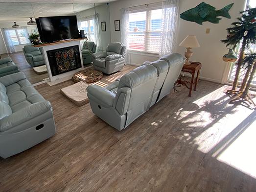 LVP Flooring Installation in Oak Island