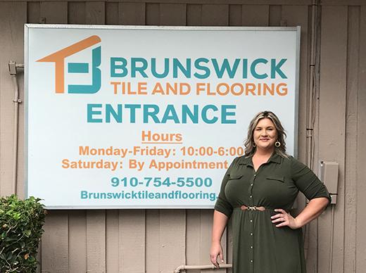 Tile and Flooring Design Specialist Lauren Suggs