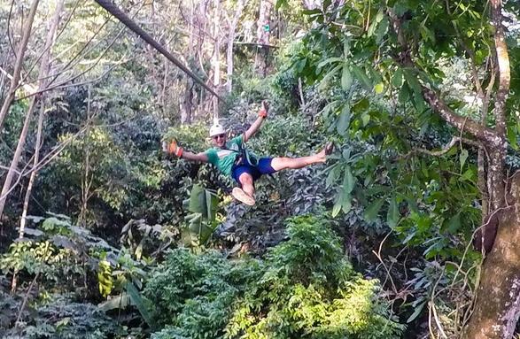 canopy tour manuel antonio puntarenas costa rica & Canopy Tour Manuel Antonio - Brunxu Apartments Costa Rica