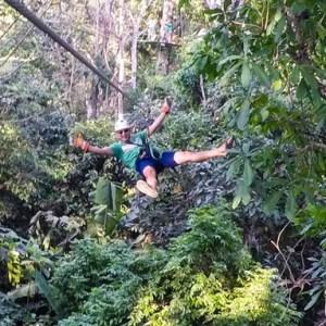canopy tour manuel antonio puntarenas costa rica