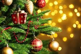 クリスマス、お祝い、ツリー
