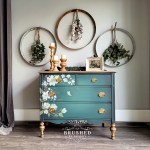 Lush Magnolia furniture finish
