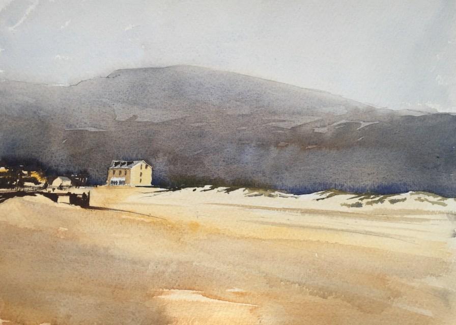 Barmouth Beach 1
