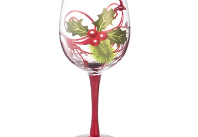 Paint On Wine Glasses Ideas