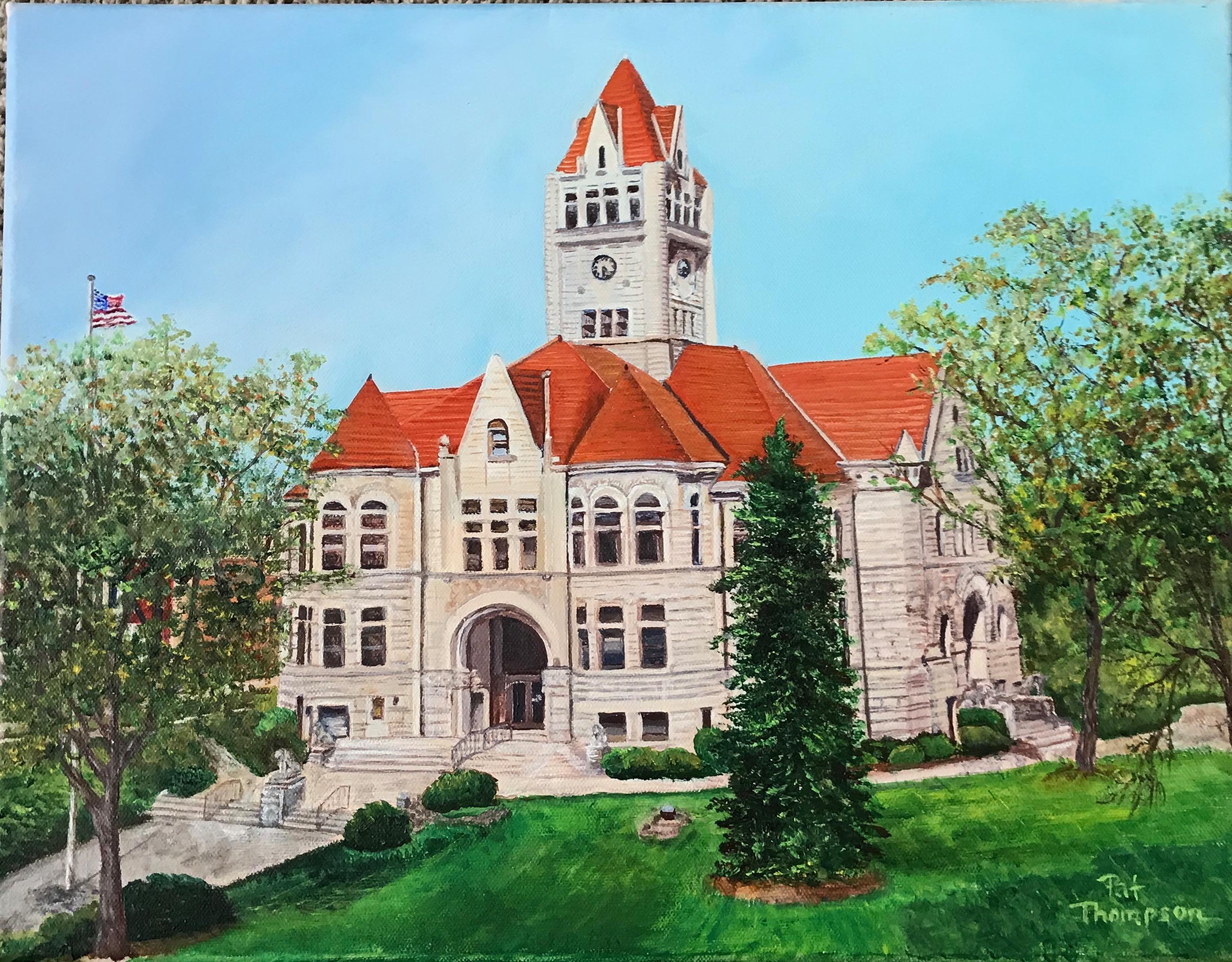 Fulton County Courthouse II