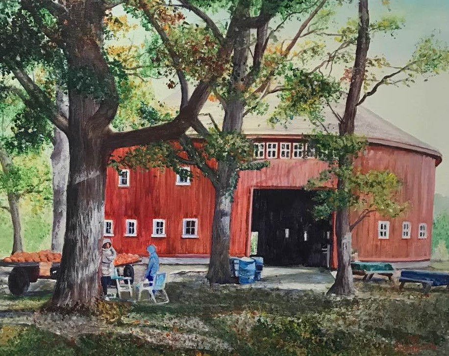 Gerig Round Barn