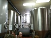 Tanks at Victory Brewing