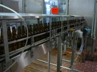 The Bottling Line at Victory Brewing