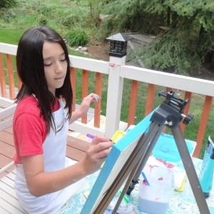 Kerenna painting