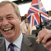 MEP Farage for 'Person of the Year'