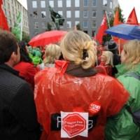 Grève et manifestation nationale le 7 octobre #syndicats #fgtb #csc  #greve #belgique