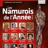 """""""Namurois de l'Année""""', du périodique """"Confluent"""""""