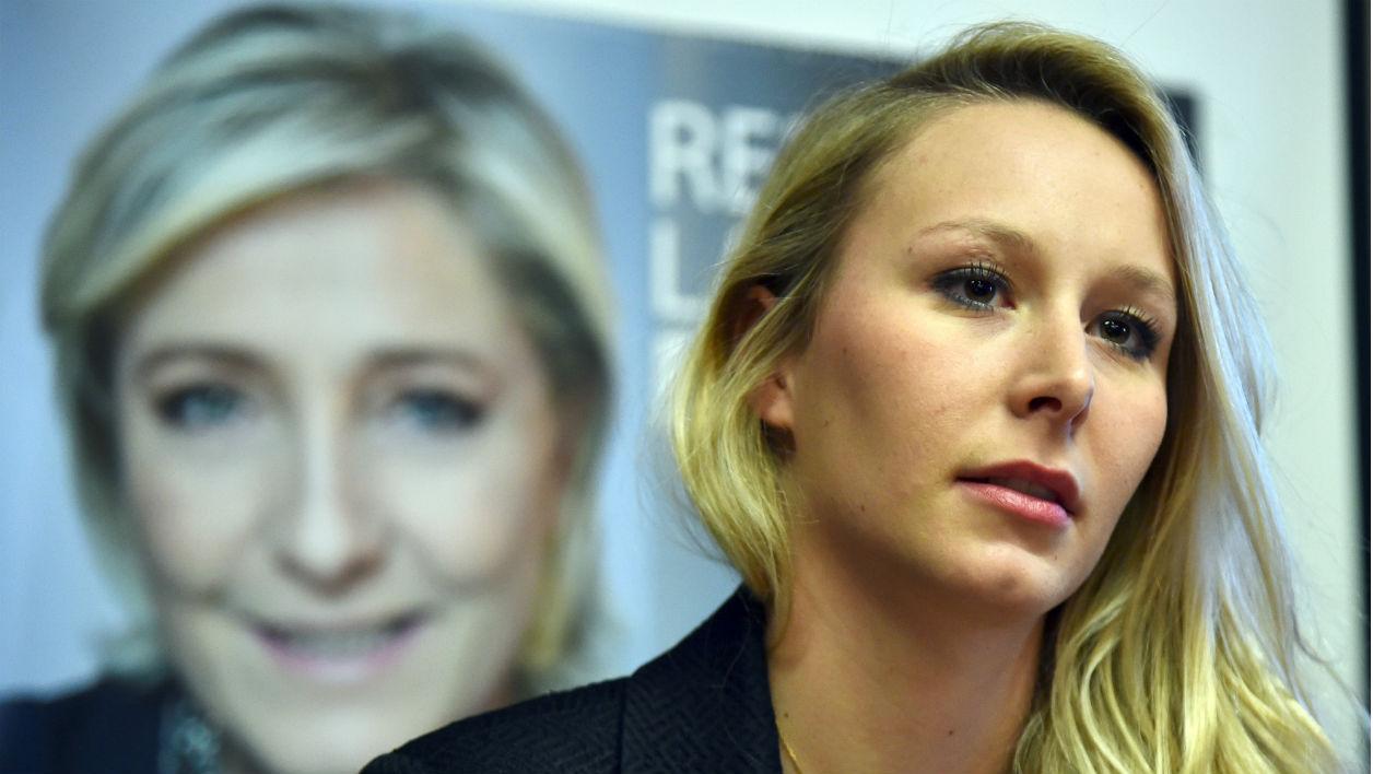 Marion Le Pen a démissionné