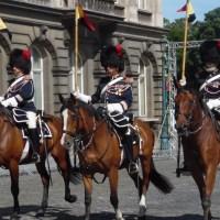 Bruxelles: les festivités de la fête nationale