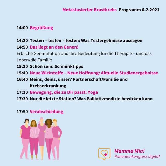 MBK 6. Feb Programm