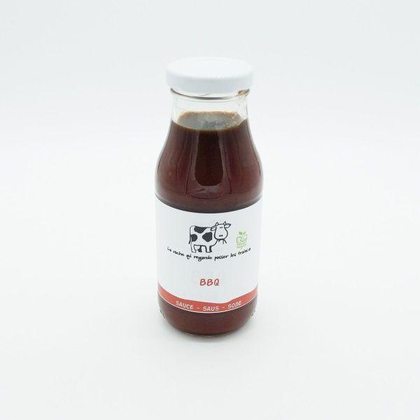 Sauce barbecue bio