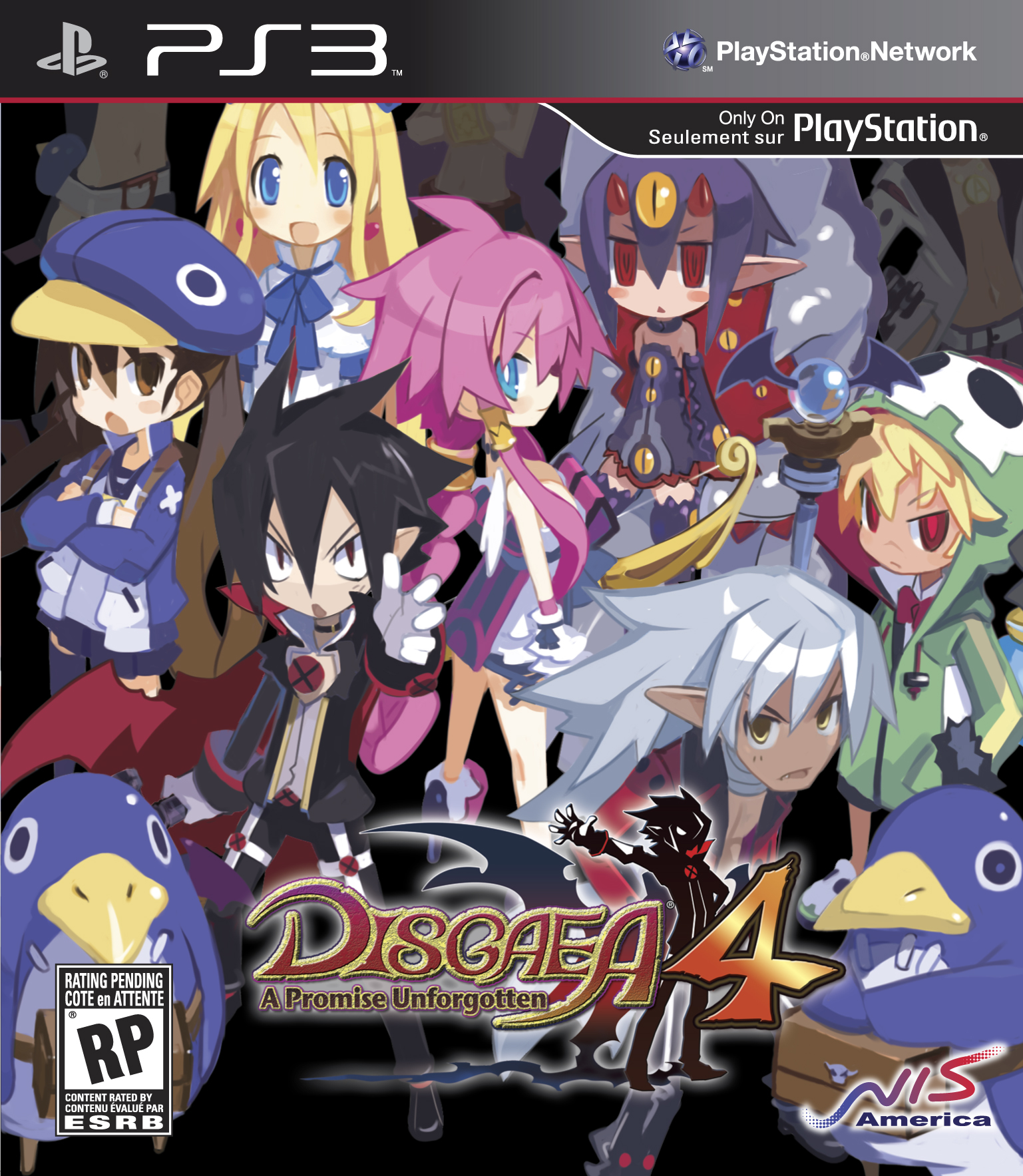 Disgaea 4 A Promise Unforgotten PS3 Review Brutal Gamer