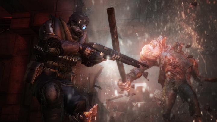 Resident Evil Operation Raccoon City Hunk Screens 9
