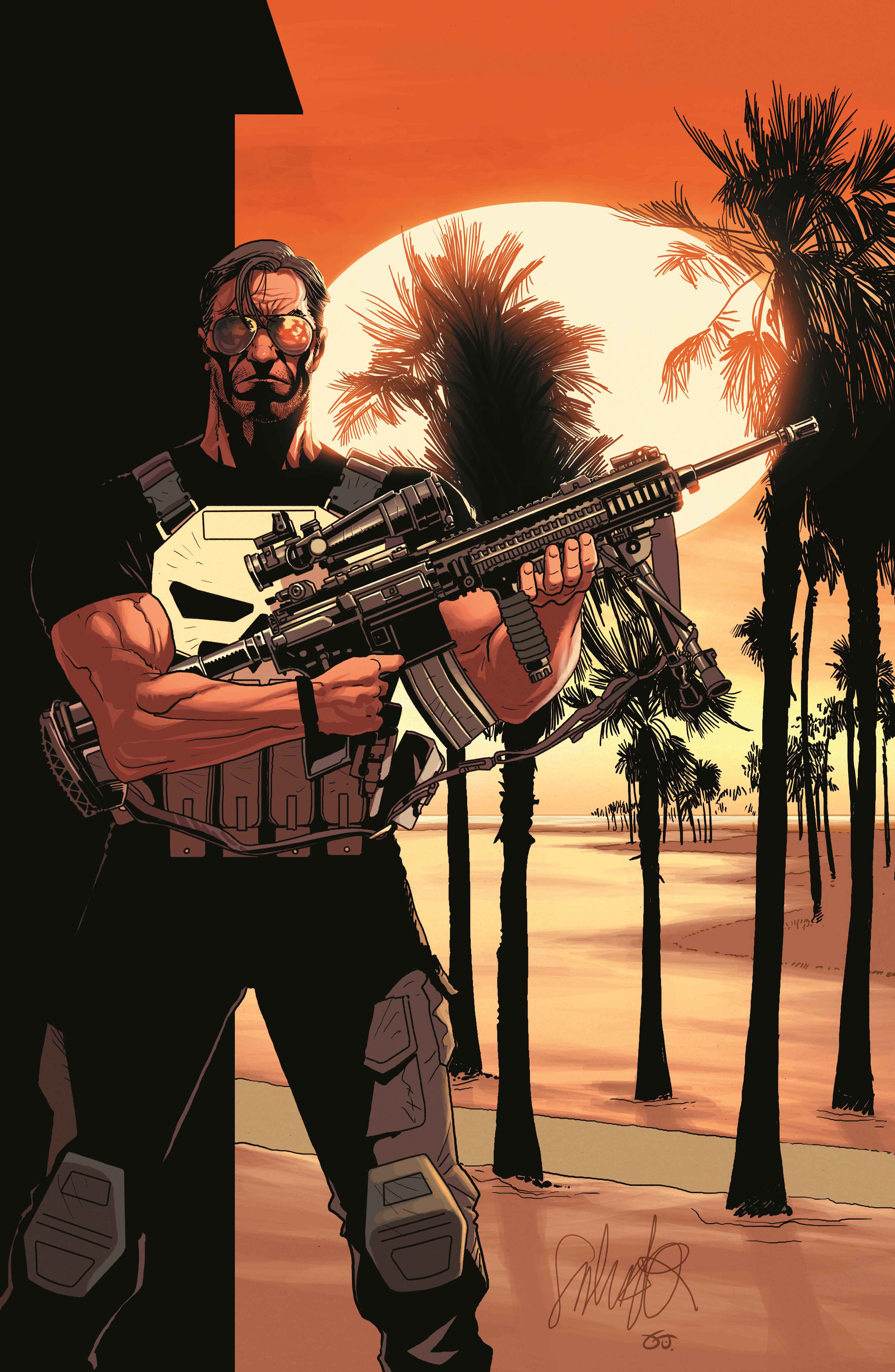 The Punisher #1 (comics) Preview  Brutal Gamer