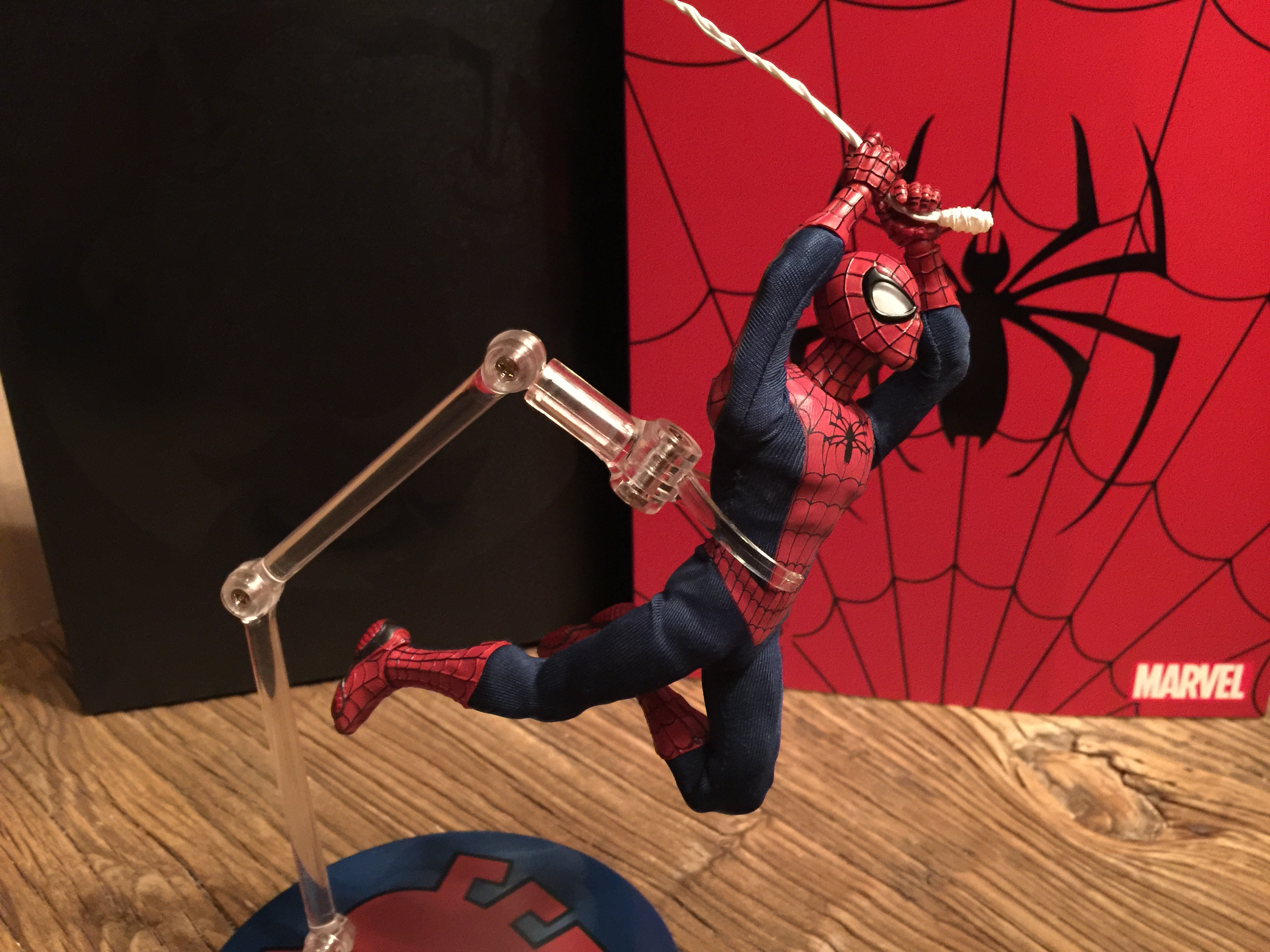 one 12 collective spider