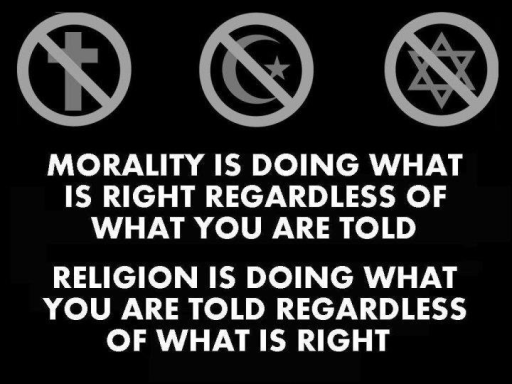 Morality and Religion1