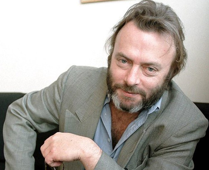 Christopher Hitchens- Author of 'God Is Not Great- Religion Poisons Everything'