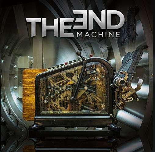 The End Machine - Album Art