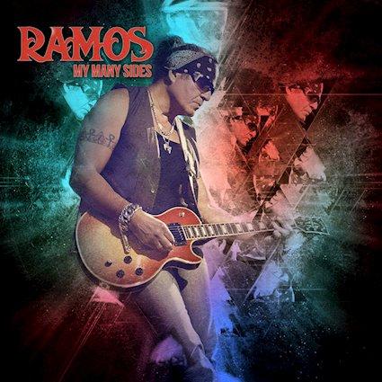 Ramos - My Many Sides - Album Art