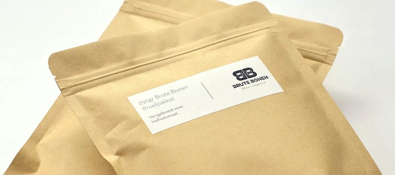 Zoektocht naar een duurzame verpakking