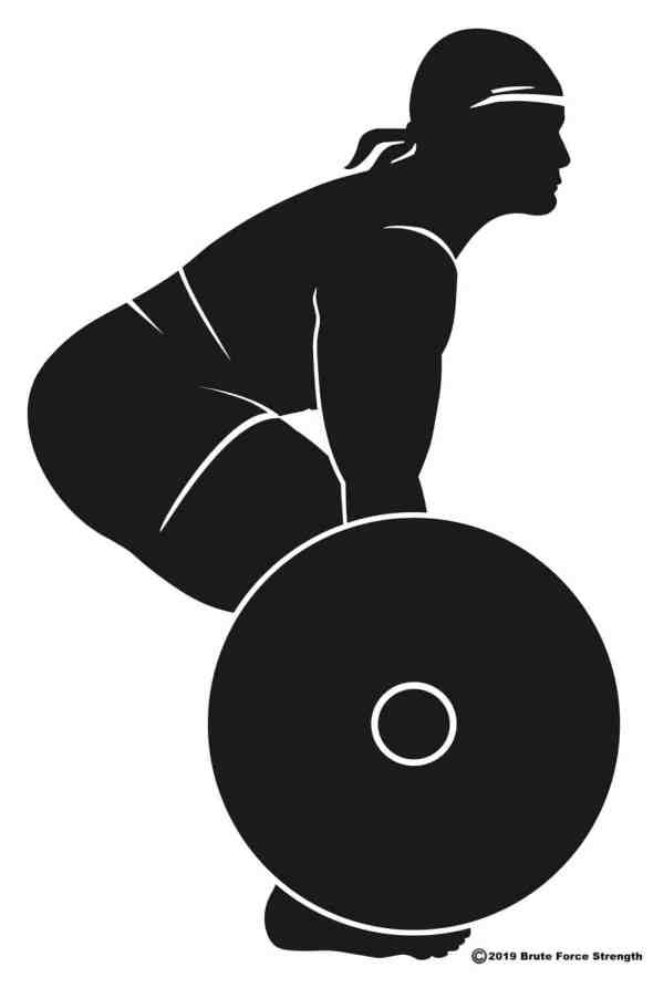 Romanian Deadlift Logo - Final